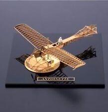 Brass Model Airplane Kit Antoinette Micro WING 1/160 Series B009 Racer