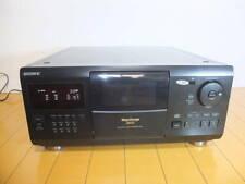 Sony CDP-CX200 200-fach CD-Wechsler, inkl. Fernbedienung