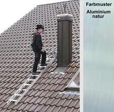 Günzburger Kaminkehrerleiter Aluminium Dachleiter Alu 2,80m Neu, Frei Haus!!