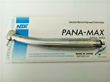 Dental High Speed Handpiece NSK LED Self-power SU 4 Hole Push Button Turbine 4H