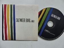 CD  single promo SALTWATER BAND Feat NATALIE PA'APA'A Malk DRAMCDS0079