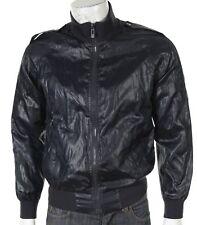 Review windbreaker jacket - size M - shiny nylon - wetlook - glanz