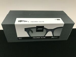 Bose Frames Alto Bluetooth Audio Sports Sunglasses in Black - Sz M/L - New