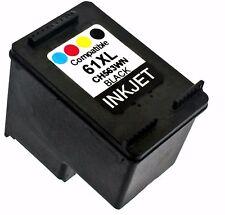 1PK For HP 61XL HP61XL CH563WN Black New Gen Deskjet 2546 2547 2549 3000 3050