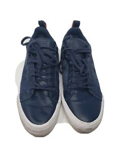 Converse All Star Fulton Nighttime Navy Unisex Sneakers Mens Size 10 149411C