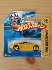 Hot Wheels Ferrari. Ferrari GTO. First Edition  Sehr Selten