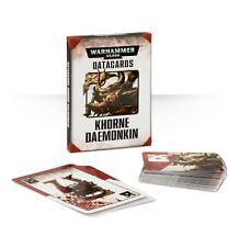 40K datacards: Khorne Daemonkin-Warhammer 40,000 - Games Workshop