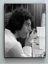 Rare Framed 1977 Queen Freddie Mercury Puts On Makeup Photo. Jumbo Giclée Print