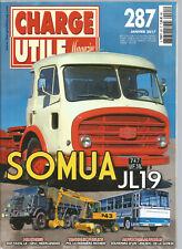 "CHARGE UTILE N°287 SOMUA JL19 / DAF YA616 ""GBU"" NEERLANDAIS /ANCIEN DE LA SAVIEM"