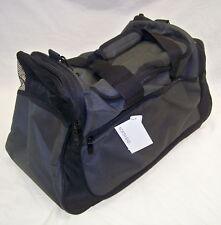 NWT North End Team Sports Duffle Bag Grey  02789