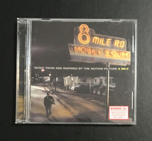 8 Mile [Music from and Inspired by the Motion Picture] [PA] by Eminem (CD,...