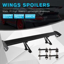 "53"" Lightweight Aluminum Racing Car Rear Trunk Wing Spoiler Universal for Sedan"