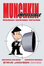 Steve Jackson Games: Munchkin Impossible (New)