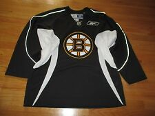 Reebok CCM BOSTON BRUINS Practice (LG) Hockey Jersey BLACK