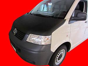 FULL Car Hood Bra fit Volkswagen T5 Multivan Transporter Caravelle 2003-2009