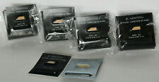 24pc Arbonne Lip Polish Brush Kit 4ml purse Travel Pocket Nude