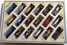 Caja 18 coches clásicos Classic Cars  DIECAST