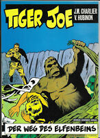 Tiger Joe Nr.2 von 1987 - TOP Z0-1 ORIGINAL ERSTAUFLAGE COMIC Charlier & Hubinon