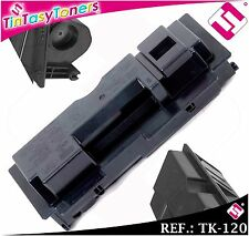 TONER BLACK TK-120 COMPATIBLE FOR PRINTERS NONOEM KYOCERA DOES NOT ORIGINAL