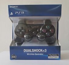NEW Sony PS3 Playstation 3 Wireless Dualshock 3 SIXAXIS Control