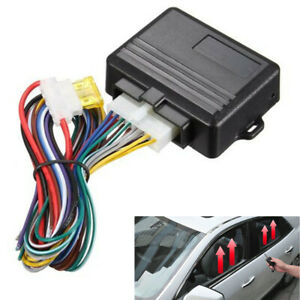 Car Power Roll Up Kit Automatic Window Closer Module For 4 Door Car Accessories