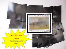 PROMO - POCHETTES HAWID fond noir par 50 - 53 x 41 - simple soudure  NEUF