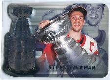 1998-99 Be A Player Playoff Highlights 7 Steve Yzerman
