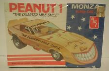 Vintage AMT Chevrolet Monza Funny Car Model Car Kit Peanut 1 Jimmy Carter Sealed