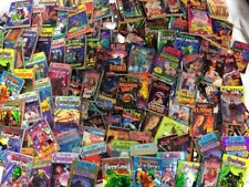 LOT of 10 RANDOM R.L. STINE books, Goosebumps, Fear Street, Give Yourself