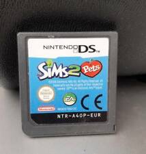 Nintendo DS game Sims 2 Pets