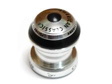 "American Classic 1 1/8"" Threadless Ultra-Light Headset Silver"