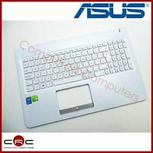 Asus F540L X540S Reposamuñecas teclado ES Palmrest Keyboard ES 13NB0B02AP0201