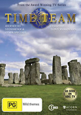 Time Team: Journey to Stonehenge and Other Specials  - DVD - NEW Region 4