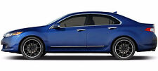 ABS LCM CHROME BODY SIDE MOLDINGS FITS 2009 2010 2011 2012 2013 ACURA TSX