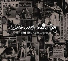 West Coast Seattle Boy: The Jimi Hendrix Anthology [CD/DVD] [Digipak] by Jimi He