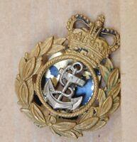 1953 -65 Royal Navy Warrant officer Beret Badge
