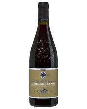 M. Chapoutier Chateauneuf-du-Pape Grenache Syrah Wine 750mL Rhone Valley