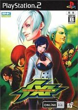 Used PS2 The King of Fighters XI SNK KOF SONY PLAYSTATION 2 JAPAN IMPORT