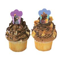 New Ratatouille Cupcake Rings One Dozen Remi