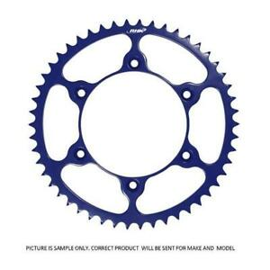 Husaberg FE450 2000 - 2014 46T RHK Blue Rear Steel Sprocket