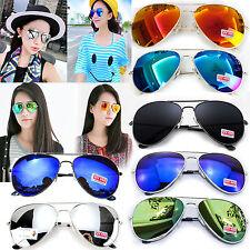 Verspiegelte markenlose Damen-Sonnenbrillen