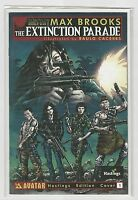 The Extinction Parade #1 Hastings Variant, Max Brooks, Avatar Comics VF+