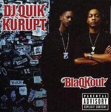 Dj Quik & Kurupt - Blaqkout (CD NEUF)