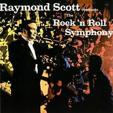 The Rock 'N' Roll Symphony [Acrobat] - Raymond Scott (Jazz) -CD-NEW