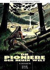 PIONIERE DER NEUEN WELT #16 SC Das blaue Tal  ERSEL + 1.Auflage +