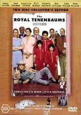 The Royal Tenenbaums (DVD, 2003, 2-Disc Set) VGC Pre-owned (D112)