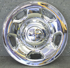 """FORD F150 TRUCK 17"""" CHROME LINER HUBCAP STEEL WHEEL COVER F-150 F 150"""