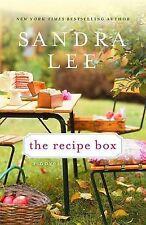 The Recipe Box by Lee, Sandra