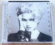 MADONNA Madonna SOUTH AFRICA Catalog#WBCD 1996 Remastered