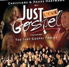 Christiane & Hauke Hartmann mit Just Gospel live, feat. The Family mit WIDMUNG!